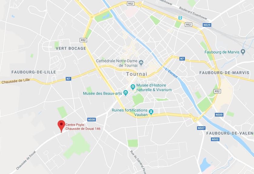 map psylo